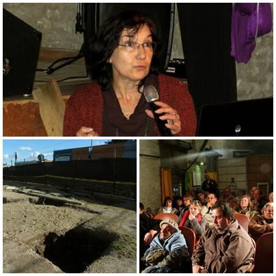 Se presentó Estudio de impacto arqueológico de la Casa de Artigas en Sauce