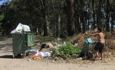 La basura es un eterno problema