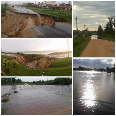 """Inundaciones...""""Lo recuerdo muy bien, fue un desastre para el país"""""""