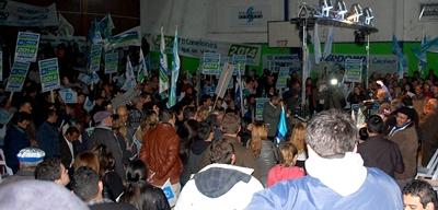 """Larrañaga en Canelones: """"Pueblo a Pueblo se va construyendo la esperanza"""""""